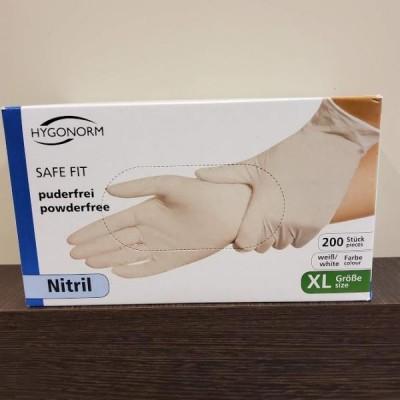 Hygonorm handschoenen nitrile XL 200 stuks